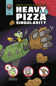 Heavy Pizza Singularity